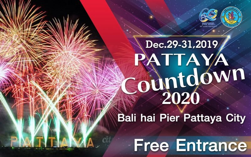 Pattaya Countdown 2020