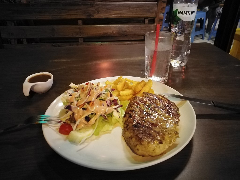 The 85 Baht Steak