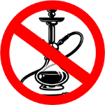 Do not smoke Sisha